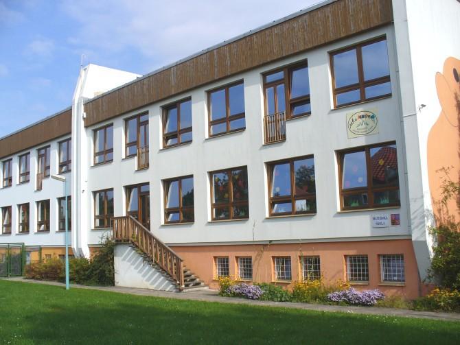 MS Satalice Hlavni budova